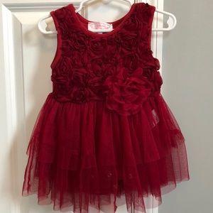 Popatu 24 months ruffle dress